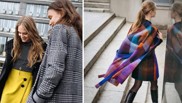 Kurtki i płaszcze stworzone do spacerowania! Znajdziesz je w kolekcji Solar na jesień 2018