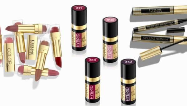 Nowości makijażowe od Eveline Cosmetics. Wykonaj szybki i efektowny makijaż