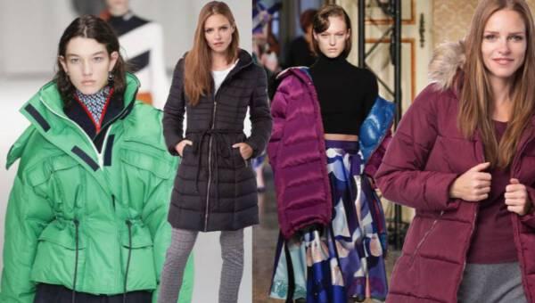 Obejrzyj pikowane kurtki i płaszcze – mocny trend na sezon jesień – zima 2018/2019