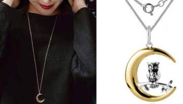 Biżuteria z księżycem – wielki powrót trendu nie tylko dla miłośniczek astrologii