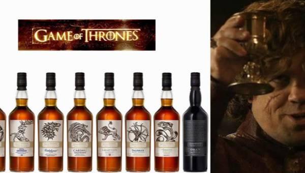 """""""Gra o tron"""" to twój ulubiony serial? Jesteś koneserem whiskey? Stworzono coś specjalnie dla Ciebie!"""