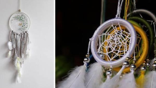 DIY: Jak zrobić łapacz snów? Amulet ochroni cię przed marami sennymi i doda wnętrzom etnicznego charakteru