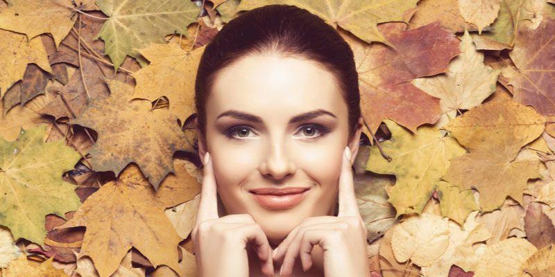 jesienna pielęgnacja twarzy