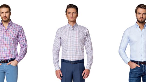 Koszula męska na prezent? Sprawdź jak wybrać prawidłowy rozmiar dla Twojego mężczyzny