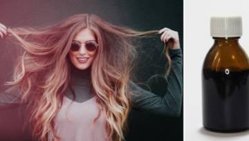 Krople żołądkowe na włosy? To działa! Specyficzna wcierka powstrzyma wypadanie