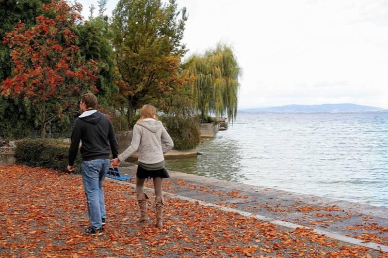 zakochaj się jesienią