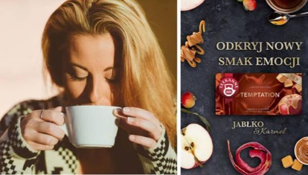 Rozgrzewająca herbata nieodłącznym towarzyszem jesiennych wieczorów. Poznaj emocjonalne smaki od TEEKANNE