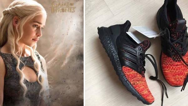 """Sneakersy z """"Gry o Tron"""". Adidas przygotowuje kolekcję, która przeniesie was do Westeros"""