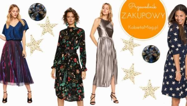 Przewodnik zakupowy: spódnice i sukienki na andrzejki 2018. Kilka propozycji z nutką ezoteryki