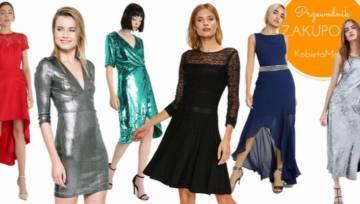 Przewodnik zakupowy: najładniejsze sukienki na studniówkę 2018!