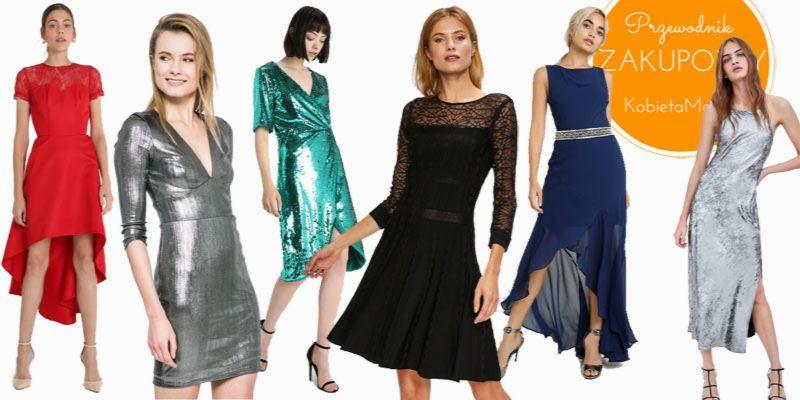 sukienki na studniówkę 2018