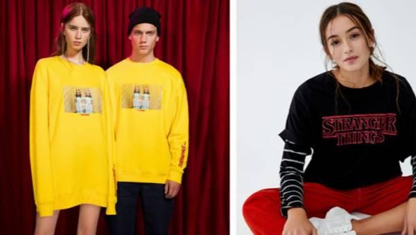 Ubrania z filmami – powrót ciekawego trendu z lat 90.