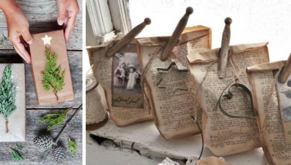 Ekologiczne pakowanie prezentów – kilka łatwych pomysłów