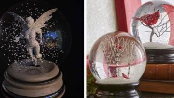 Najpiękniejsze kule śnieżne z całego świata – zobacz magiczne światy zamknięte pod szkłem