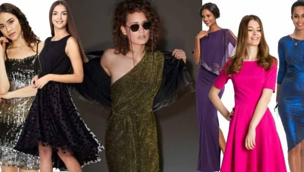 Przewodnik zakupowy: najładniejsze sukienki na Sylwestra 2018 – jeszcze zdążysz kupić kreację!