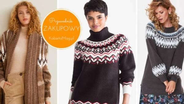 Przewodnik zakupowy: Swetry skandynawskie – ciepły trend prosto z chłodnej Szwecji i Norwegii