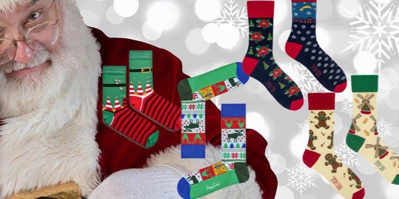 Oryginał Świąteczne skarpetki to świetny pomysł na prezent - KobietaMag.pl HV18