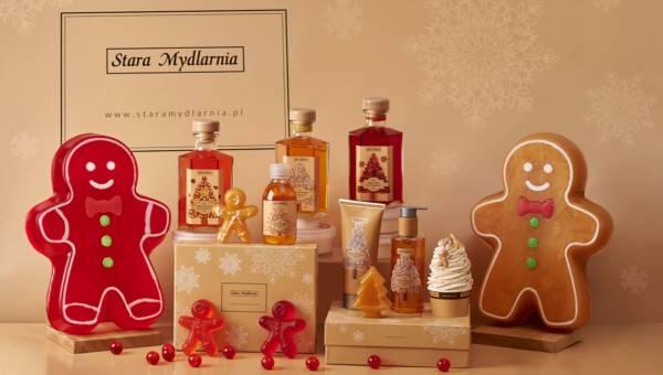 Świąteczna Stara Mydlarnia dla amatorów słodkości i kosmetycznych nowości
