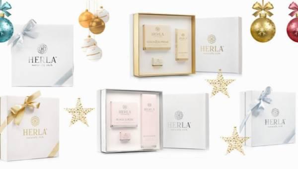 Nowość: świąteczne zestawy prezentowe Herla – podaruj bliskim czyste piękno!