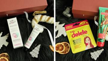 Poczuj zimową magię z nową edycją pudełka BeGlossy Magic Moments!