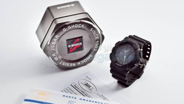 Jak sprawdzić, czy zegarek Casio jest oryginalny?