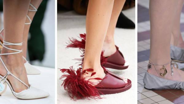 Modne buty wiosna lato 2019 – 7 modeli, które już wkrótce wkroczą na ulice