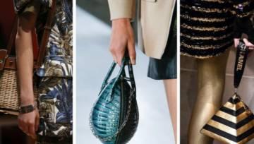 Modne torebki 2019 – 12 trendów na wiosnę i lato lansowanych przez najważniejszych projektantów!