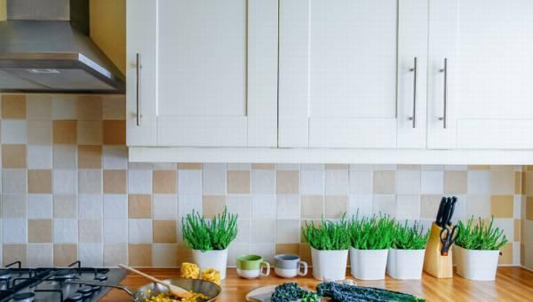 Urządzamy kuchnię: meble, kafelki, blaty, naczynia Philipiak