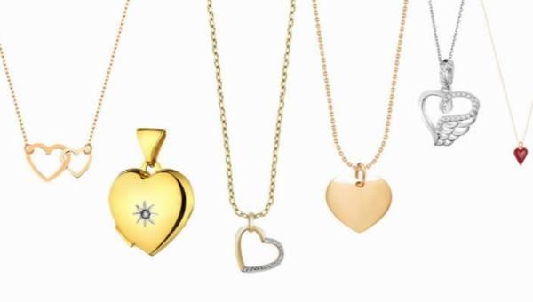 Wisiorek serce na Walentynki – podpowiedz ukochanemu albo… podaruj sobie sama!