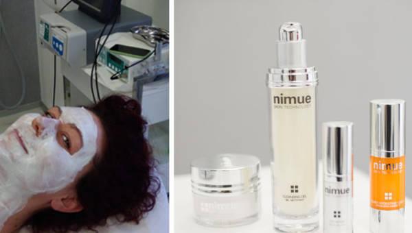 Zabieg Anti-Ageing z dermokosmeceutykami Nimue. Nasza redaktorka sprawdziła to na własnej skórze!