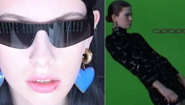 Kolekcja Balenciaga 2019 na VHS – Matrix wiecznie żywy! Ale my mamy też skojarzenia z polskim serialem…