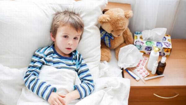 Grypa u dzieci – objawy i leczenie