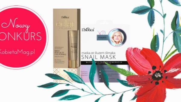 Konkurs z okazji Dnia Kobiet z L'biotica! Wyjaśnij, co oznacza dla Ciebie BYCIE KOBIETĄ i wygraj wyjątkowe kosmetyki