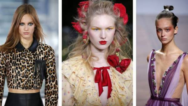 Modny makijaż na wiosnę i lato 2019 – 8 najważniejszych trendów z pokazów mody
