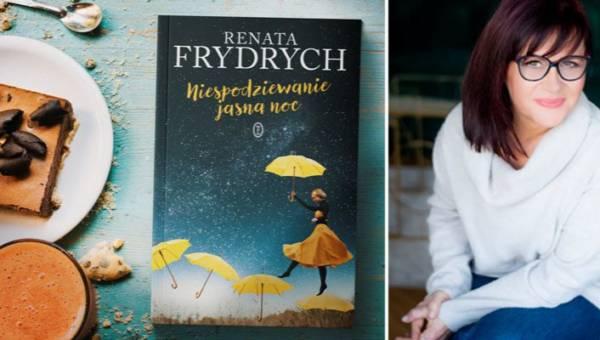 """""""Niespodziewanie jasna noc"""", czyli opowieść o współczesnych Romeo i Julii. Polecamy najnowszą powieść Renaty Frydrych"""