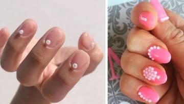 Paznokcie z perłami – hit czy kit wiosennego manicure?