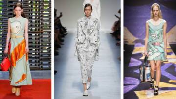 Ubrania z rysunkami – artystyczny trend na wiosnę, który pokochali projektanci!