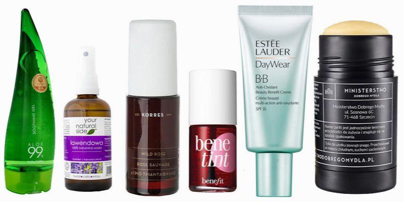 wielozadaniowe kosmetyki