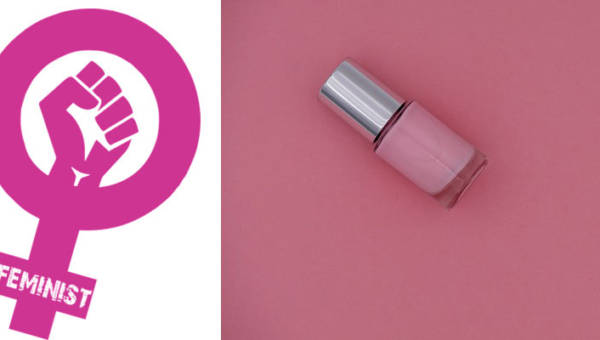 I Feministyczne paznokcie – manicure dla niezależnej power girl