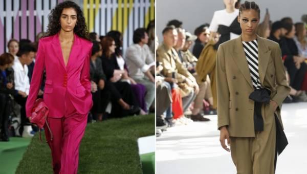 Jak nosić damski garnitur – hit tego sezonu? Porady i zdjęcia, które to wyjaśnią
