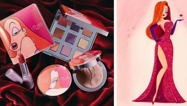 Ciaté London stworzyło kosmetyki inspirowane Jessicą Rabbit! Daj się zabrać na Toontown!