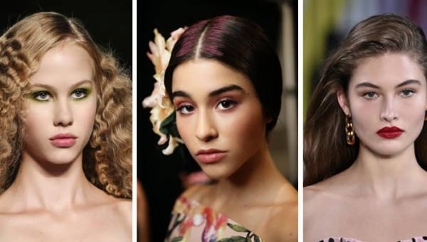 Makijaż na Dzień Kobiet i wiosnę 2019