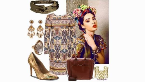 W stronę Marrakeszu. Orientalna stylizacja z opaską