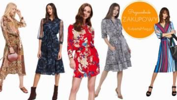 Przewodnik zakupowy: najładniejsze sukienki na wiosnę 2019