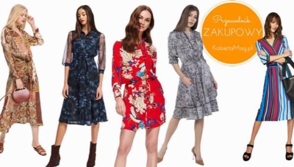 3fe9b605d7 Przewodnik zakupowy  najładniejsze sukienki na wiosnę 2019