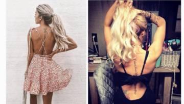 Tatuaż na kręgosłupie – hot trend prosto z Hollywood!