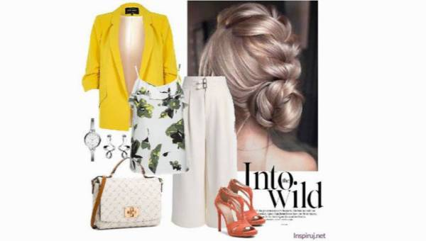 Elegantka w mieście – stylizacja na słoneczne wiosenne dni