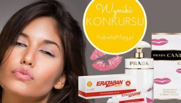 """Ogłaszamy wyniki konkursu z Erazaban Protect: """"Idealna pomadka dla moich ust"""". Sprawdź, czy wygrałaś perfumy oraz inne """"całuśne"""" upominki"""