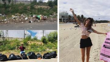 Wyzwanie sprzątanie – #trashtag challenge podbija Instagrama i… nasze serca!