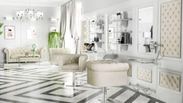 Usługi domowe beauty. Zaaranżuj we własnych wnętrzach osobisty salon kosmetyczny